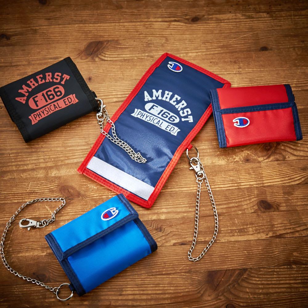チャンピオン/Champion アース チェーン付かぶせ財布