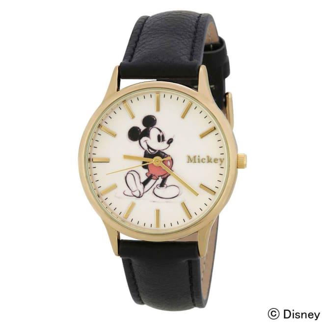 ワンカラーウォッチ|Disney(ディズニー) (ア)ミッキー