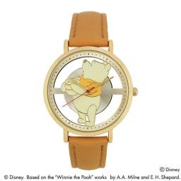 スケルトンケースウォッチ|Disney(ディズニー) (ウ)くまのプーさん
