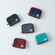 adidas(アディダス)/チェーン付二つ折り財布