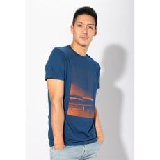O'NEILL(オニール)/UPF50+肌を守れるメンズ写真プリントUVTシャツ