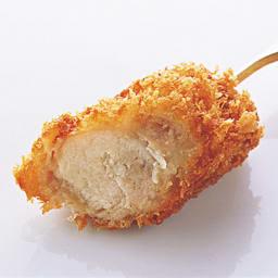 博多「華味鳥」 串揚げセット (5種 計50串) もも串