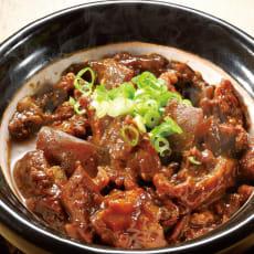 国産牛すじどて煮 (150g×4袋)