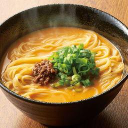 錦城の担々麺 (8袋) 【調理例】奥深い辛さとゴマの香ばしさ、四川料理店の味をご家庭で