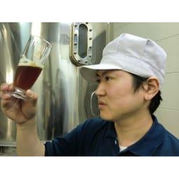 道後ビール 8本詰合せ 醸造責任者 安井亮二さん