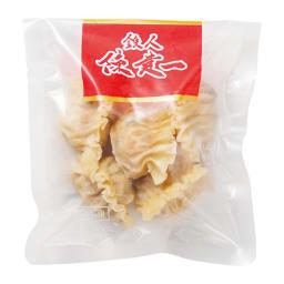 陳建一 ふかひれ入り餃子 125g×4袋 冷凍でお届けいたします。