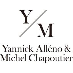 【ワイン】ヤニック・アレノ&M・シャプティエ クローズ・エルミタージュ 南仏の名門ワイナリーと3つ星シェフがコラボレーション!