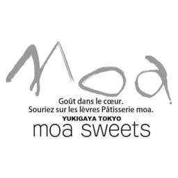 【ディノス限定】 熨斗付「Patisserie moa(パティスリーモア)」 オリジナルクッキー缶