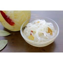 乾燥しらたき (4個×12パック) 【調理例】ピクルス
