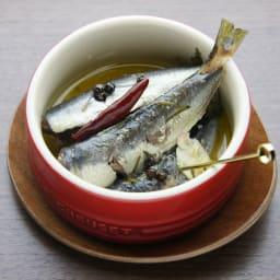 【父の日ギフト】 日本酒&おつまみセット 【盛り付け例】オイルサーディン