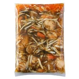 【お中元】海鮮松前漬 (500g) (8月上旬お届け) 冷凍でお届けいたします。
