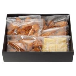 夏のお惣菜福袋 みつせ鶏ごま南蛮 パッケージ