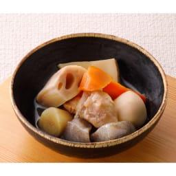 6年保存 鯖味噌煮&筑前煮 【盛り付け例】筑前煮