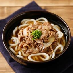 吉野家 超特盛牛丼の具 10食セット 【アレンジ例】肉うどん