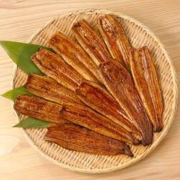 愛知三河産 うなぎ蒲焼(不揃い) (800g) ※大きさの不揃いなもの、細いものなどを集めたお買い得品です。
