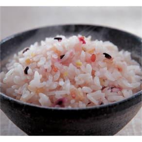 十六雑穀米(黒千石入り) (500g×2袋) 写真