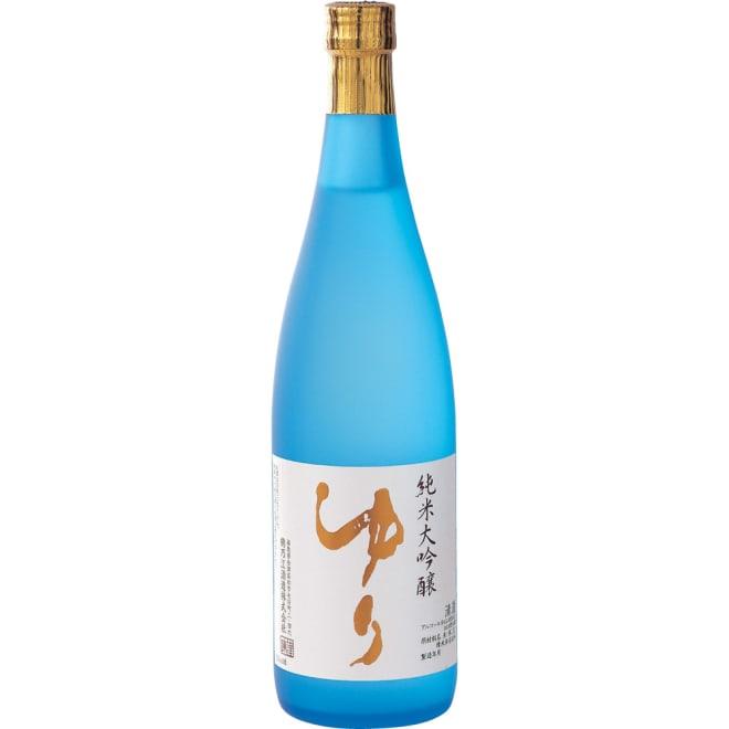 会津中将 純米大吟醸 ゆり (720ml×2本セット) ※お届けは2本になります。