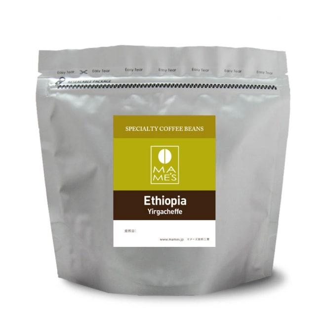 MAME'S/マメーズ エチオピア イルガチェッフュ (500g) エチオピア イルガチェッフュ