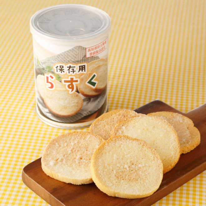 5年保存 保存用らすく缶 (100g×5缶)