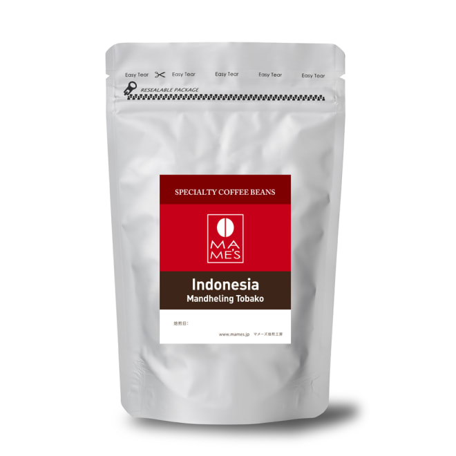 MAME'S/マメーズ インドネシア トバコ マンデリン (150g) インドネシア トバコ マンデリン