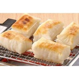魚沼黄金もち(切餅) (600g×3袋) 【調理例】