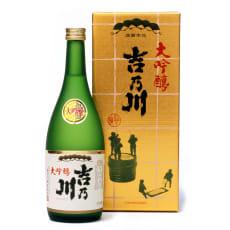 大吟醸 吉乃川 (720ml)