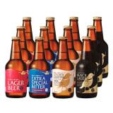 DHCビール (4種計12本)...