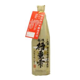 お福正宗 槽垂雫特別本醸造原酒 (720ml) 新潟県産こしいぶき米を100%使用した特別本醸造。