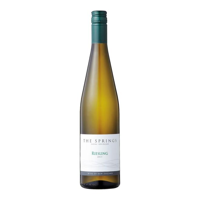 【ワイン】ザ・スプリングス リースリング (750ml) ほのかな甘さが魅力のニュージーランド産のリースリング。※ヴィンテージは変更になる場合がございます。