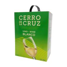 【ボックスワイン】セロ・デ・ラクルス 白 (5L)