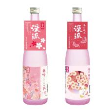 日本酒「渓流」 春の2種セット (720ml×2本)