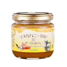 【おつとめ品】マヌカハニー100+&レザーウッドハニー (200g)
