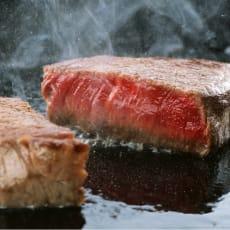 日本4大和牛モモ肉 ミニステーキセット (4種 計240g)