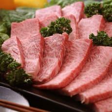 松阪牛 肩ロース 焼肉用 (400g)