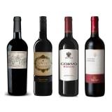 南イタリア赤ワイン4本セット 写真