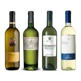 南イタリア白ワイン4本セット 写真