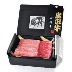 米沢牛すき焼きもも・肩 (280g)