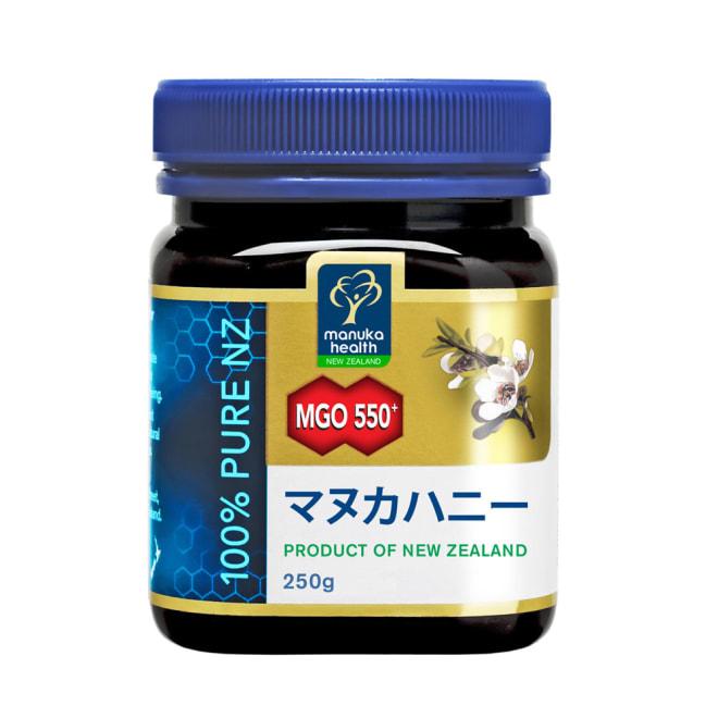 マヌカハニーMGO550+ (250g)