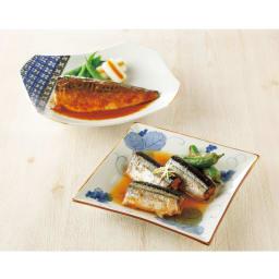 なすび亭 吉岡英尋監修 便利な常温煮魚 (2種 計7袋) 【盛り付け例】
