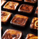「BLOCK BLOCK TOKYO」 バスクチーズケーキセット 5種計8個 写真