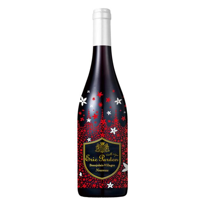ボジョレー・ヴィラージュ・ヌーボー エリック・パルドン ヴィエイユ・ヴィーニュ ※ボトルデザインは変更になる場合がございます。