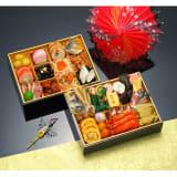東西料亭の饗宴「新花神」二段重 約2~3人前 写真