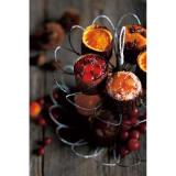 【シール】HOSHI FRUITS(ホシフルーツ) フレンチカップケーキ 60個入り