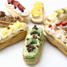 【お歳暮ギフト】クレーム デ ラ クレーム プレミアムバトンシューアイスケーキ (8個)