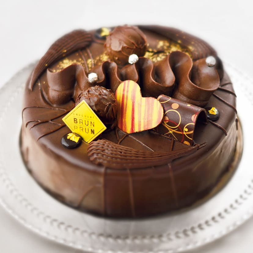 [お取り寄せ(楽天)]ザッハトルテ チョコレートケーキ5号 ブランブリュン 価格4,980円 (税込)