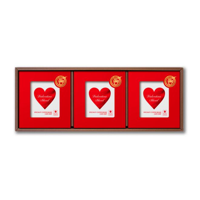 マメーズ バレンタインブレンド (5個×3箱)【通常お届け】 バレンタインにぴったりな奥深い味わいと、おしゃれなデザインが楽しい3箱セットです。