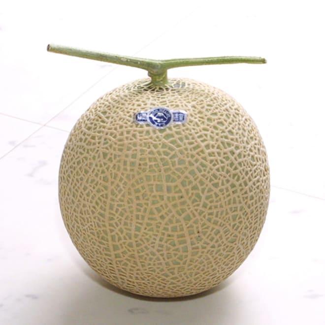 静岡産 マスクメロン (1玉 約1.2kg)