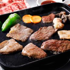 鳥取県産 鳥取和牛、東伯牛&大山豚焼肉セット (5種 計1kg)