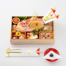 お食い初め料理セット1段重 (15品)