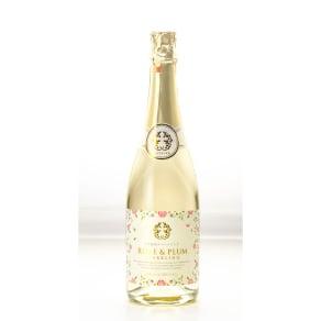 【母の日ギフト】東農園 バラ梅酒スパークリング (720ml) 写真